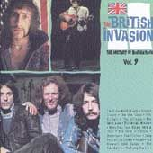 The British Invasion History of British Rock, Vol. 9 CD, Oct 1991