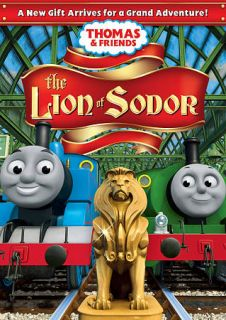 Thomas Friends The Lion of Sodor DVD, 2010