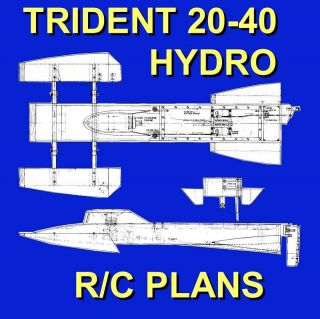 hydroplane in Radio Control & Control Line
