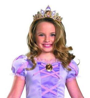 Disney Princess Tangled Rapunzel Tiara Child Costume Accessory *New*