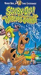 Scooby Doo and the Witchs Ghost (VHS, 1999, Warner Brothers Family