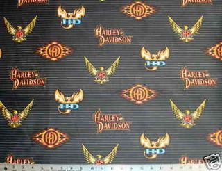 Sale New Pillow Made From Harley Davidson Fabric