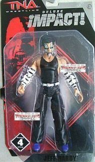 tna deluxe impact 4 jeff hardy wrestling action figure  23