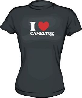 heart love camel toe cameltoe womens shirt pick size