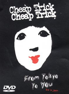 Cheap Trick   From Tokyo To You Live in Japan DVD, 2004