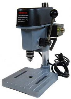 SIZE TABLETOP ELECTRIC POWER BENCH TOP TABLE HOBBY DRILL PRESS TOOL