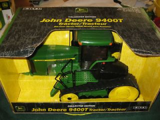 JOHN DEERE Collector Edition 2000 Farm Toy Tractor 11 years OLD