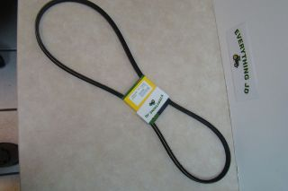 m88184 mower belt for john deere stx38 with yellow deck