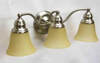 Newly listed Style Selections 5 Light Wood Bathroom Vanity Light