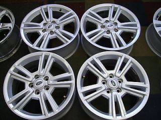 ford mustang fusion edge 17x7 factory oem wheels rims 4