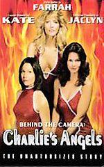 Behind the Camera Charlies Angels DVD, 2005