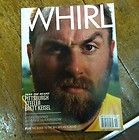 BRETT THE BEARD KEISEL PITTSBURGH STEELERS star WHIRL Magazine