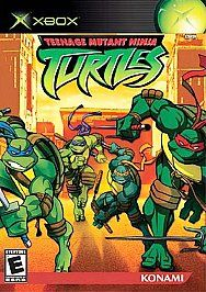 Teenage Mutant Ninja Turtles Xbox, 2003