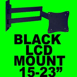 newly listed lcd led tv wall mount bracket swing arm