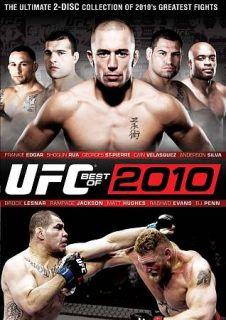 UFC Best of 2010 (DVD, 2011, 2 Disc Set