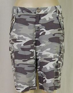 blue tattoo nwt camo cargo bermuda shorts white more options