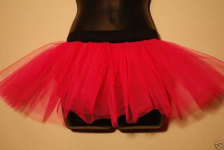 valentine red tutu children adult xl xxl dance show hen more options