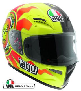 AGV motorcycle helmet   Grid Valentino Rossi Sun and Moon New large L
