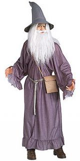 FANCY DRESS === Gandalf™Grey   Lord Of The Rings === Mens Standard