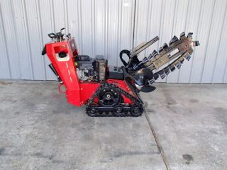 TRX 15 track trencher, irrigation, construction, ditch witch, vermeer