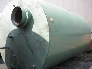10000 gal carbon steel storage tank  9950
