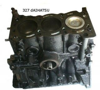 Cushman Truckster Engine Short Block 327 Daihatsu