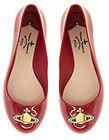 Vivienne Westwood Mini Melissa Baby Shoes Heart Sky Blue Eur 24 UK 7