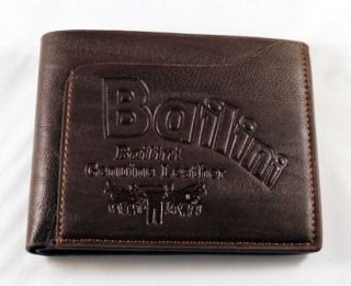 brand new bailini high quality men s leather wallet 0034