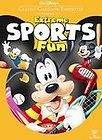 Walt Disneys Classic Cartoon Favorites   Volume 5 Extreme Sports Fun