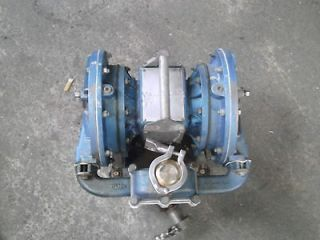 SANDPIPER DIAPHRAGM PUMP # ST1 A TYPE DNT 1 SS MATERIAL 316 STAINLESS