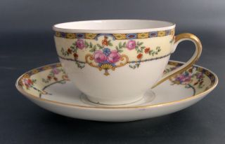 victoria china warwick cup saucer czechoslovakia time left $ 19