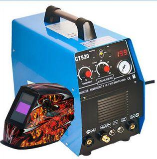 COMBO STAHLWERK CT520 DC Inverter MMA/TIG Welding Machine + 4212A