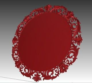 Lot3 10 Frames 3D model and 1 Free Bonus 3d relief art model for cnc