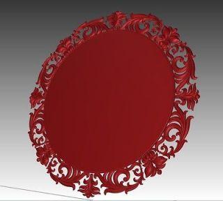 Lot3 10 Frames 3D model and 1 Free Bonus 3d relief art model for cnc