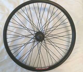20 bmx bike front wheel redline sealed hub dm24 14mm