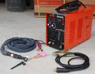 tig300s dc inverter tig welding machine jasic welder time left