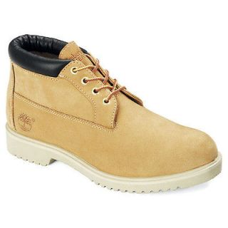 NEW! Timberland Leather Chukka Wheat Boots Mens Style #50061 ALL SIZES