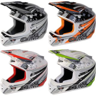 KARBINE OFF ROAD MX ACU GOLD ENDURO RACING MOTOCROSS CRASH HELMET