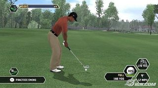 Tiger Woods PGA Tour 08 Wii, 2007