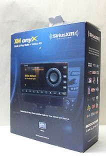 Sirius XDNX1V1 ONYX SiriusXM Car Satellite Radio Receiver Vehicle Kit