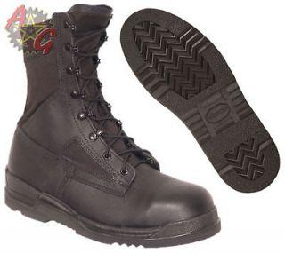 pr. 8 XX WIDE New Military Infantry Combat Boots Gortex Army