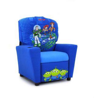 Kidzworld Disney Toy Story 3 Kids Recliner 1300 1 DTS3
