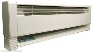 Qmark HBB 1000 White Electric Baseboard Heater 3 8 Ft 685360035628