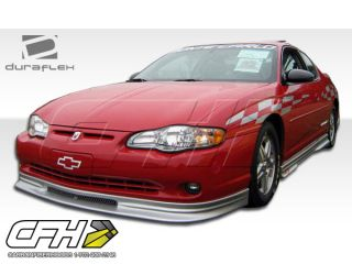 Chevrolet Monte Carlo Racer Front Lip Spoiler   1 Pc 00 05 New Part A+