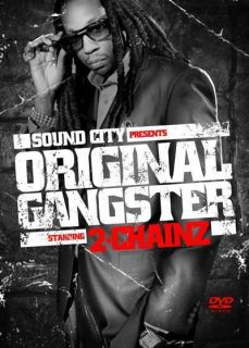 Chainz Rap Hip Hop Videos DVD CD Original Gangster DVD 1 in The Game