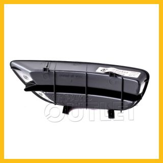 2001 2002 Corolla Front Bumper Outer Grille Fog Lamp Hole Cover