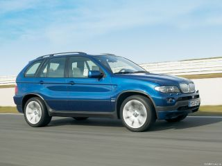 2000 2004 BMW x5 Factory Service Repair Manual 4 6 3 0