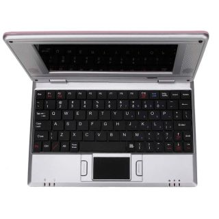 8650 Mini Netbook Laptop Android 2 2 800MHz 256MB 4GB WiFi Pink