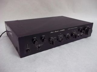 Fisher CC 3000 Studio Standard Vintage Stereo Control Audio Amplifier
