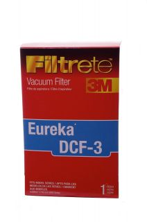 Filtrete 3M Eureka DCF 3 Vacuum Cleaner Air Filter 5700 5800 Model